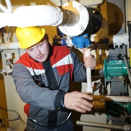 Слесарь по ремонту оборудования тепловых сетей