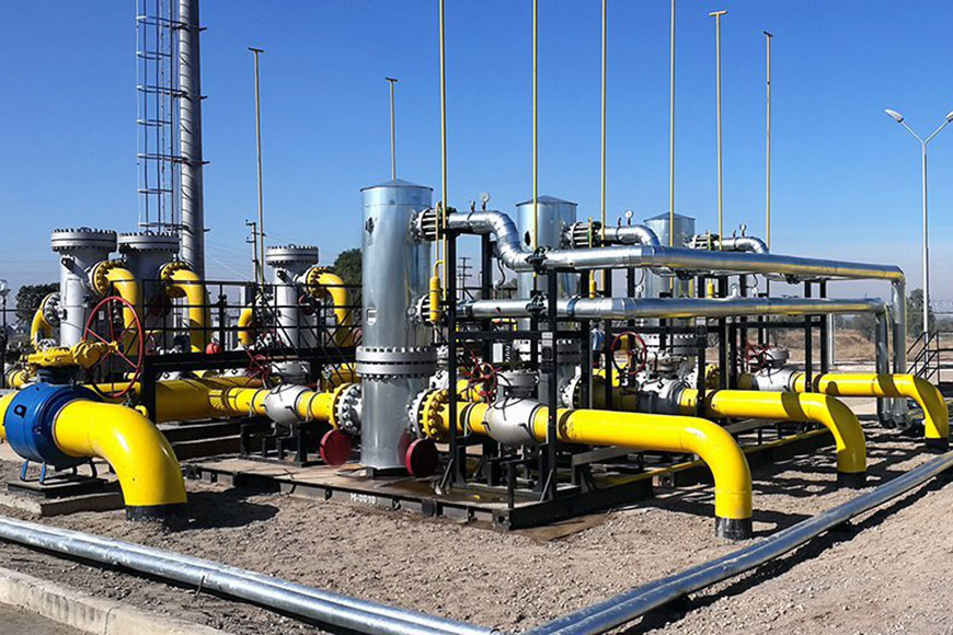 distribution-and-gas-consumption-facilities